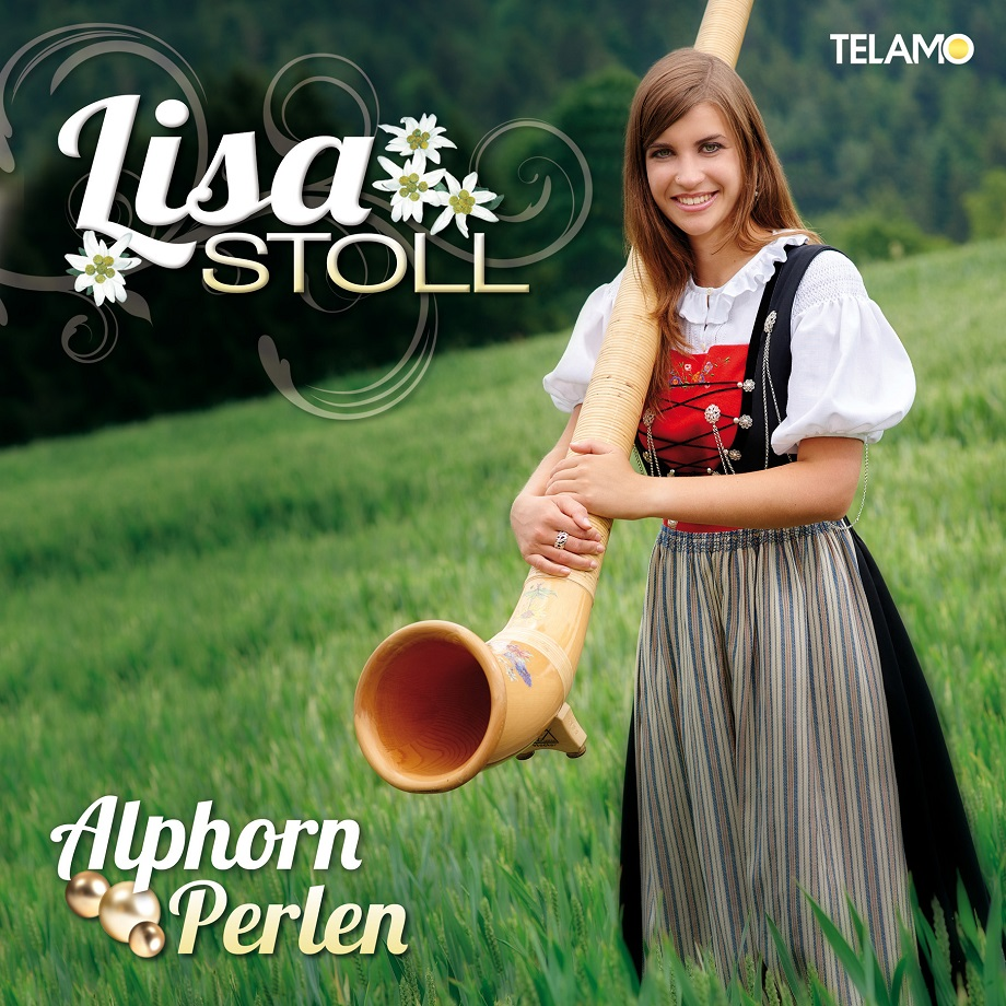 CD Alphornperlen Lisa 1